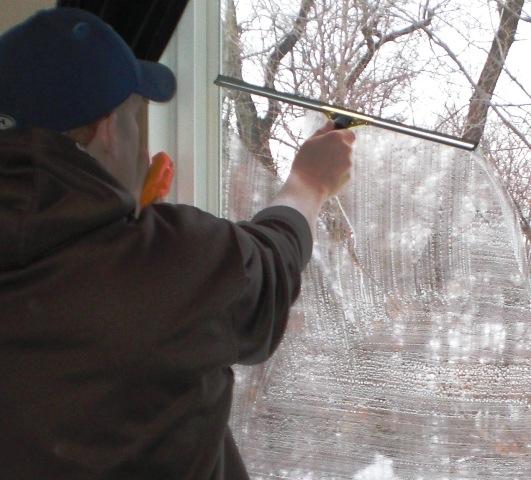 Window Cleaning in Apple Valley Minnesota