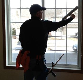 Twin Cities Based Window Washing Service.