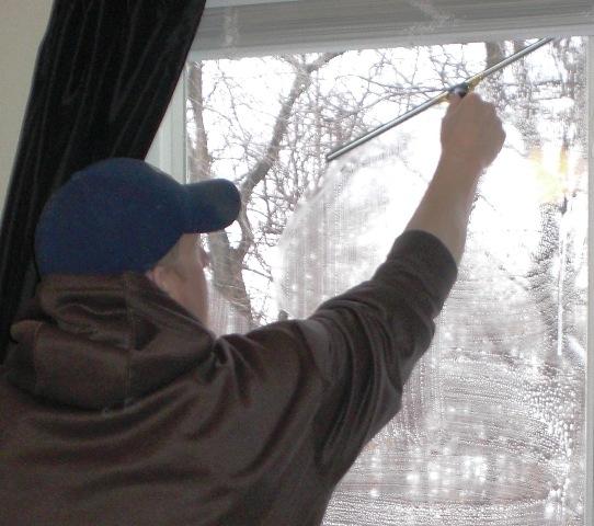 Washing Windows in Prior Lake, MN