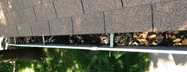 Gutter Cleaning in St Louis Park